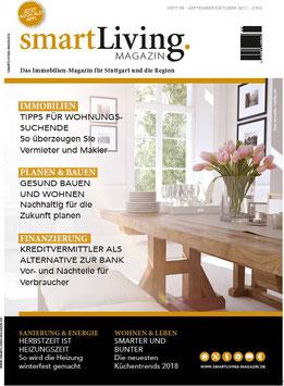 Einzelheft smartLiving-Magazin