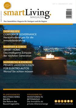 Jahresabonnement smartLiving-Magazin