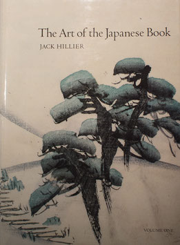 Jack Hillier — The Art of the Japanese Book