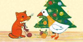Wollige Weihnachten