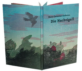 Buch: Petra Schuppenhauer & Hans Christian Andersen — »Die Nachtigall«