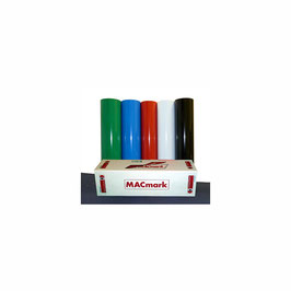 "MACtac MACmark 8300Pro Series Intermediate Marking Graphic Film - 24"" X 30' Roll"