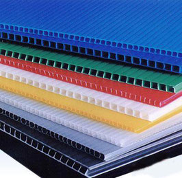 Coroplast Sheeting - 24W X 18H - 25 Pack