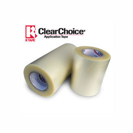 "R-Tape Clear Choice AT60 N - 4"" X 100 Yard Roll"