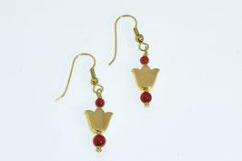 DB-3017 Gouden tulp, rood