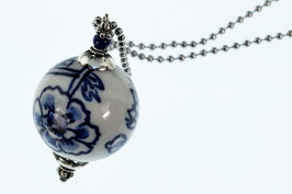 DB-1032 XL Bloemkraal ball-chain