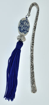 DB-7004 Tulpen en blauwe tassel