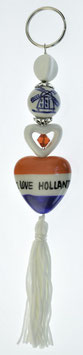 "DB-6012 Hanger ""I love Holland"""