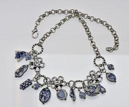 DB-1021 Collier kristal
