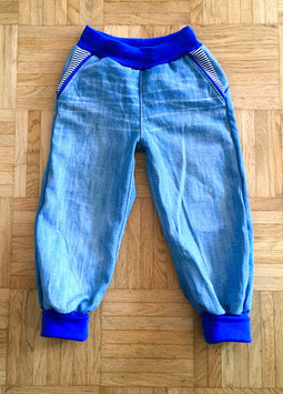 *Big* Jeans Customized