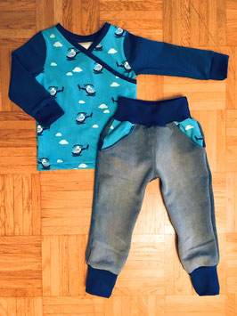 *Helikopter* Jeans Set