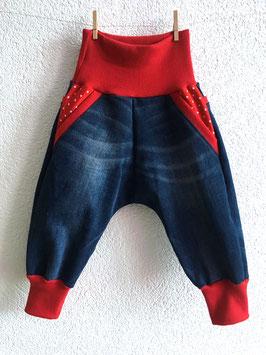 *Checker* Jeans