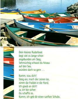 Bunte Boote - Komm, trau dich