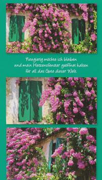 """10 verschiedene Lesezeichen """"Farbenfreude"""""""