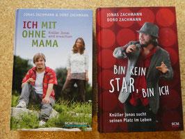 """JONAS-2er-SET: """"Ich mit ohne Mama """" und """"Bin kein Star, bin ich!"""""""