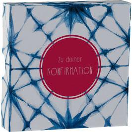 (Geld-) Geschenkbox Zu deiner Konfirmation