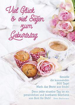 Muffins - Glück und Segen