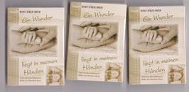 3 kleine Faltbücher Baby