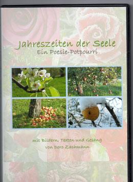 """DVD meines Poesie-Potpourris """"Jahreszeiten der Seele"""""""