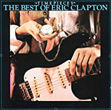 CD: Eric Clapton - the best of