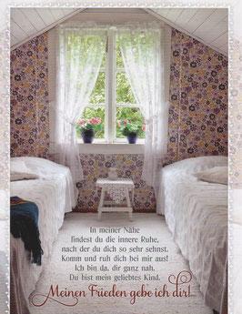 Zimmer - Meinen Frieden gebe ich dir