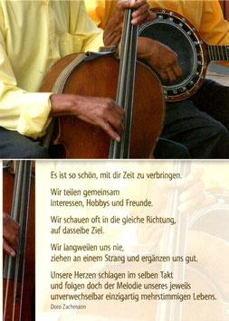 Musiker - Es ist so schön, mit dir Zeit zu verbringen