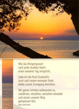Sonnenaufgang - Wie das Morgengrauen