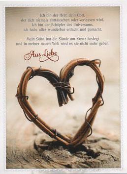Weidenherz - aus Liebe