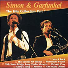 CD: Simon & Garfunkel - The Hits Collection Part 1