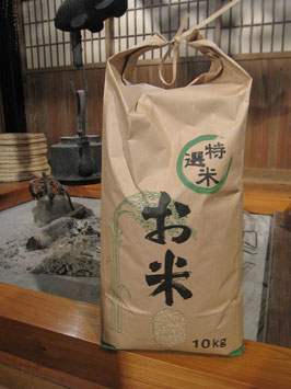 のういち米 (玄米10kg)