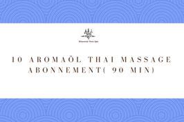 10 Aromaöl Abonnement ( 90 min)