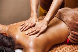 Anti Stress Massage 60 Min