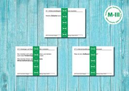 Meister im Handwerk III - 640 Lernkarten