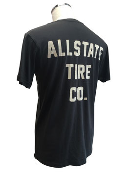"""ALLSTATE TIRES Co."" Tシャツ"