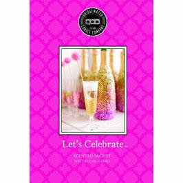 "Duftsachet ""Lets Celebrate"""