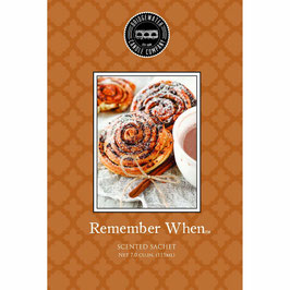 "Duftsachet ""Remember When"""