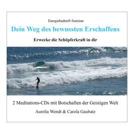 Erschaffen - Doppel-CD