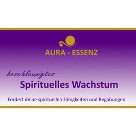 AURA-Essenz:  Beschleunigtes Spirituelles Wachstum