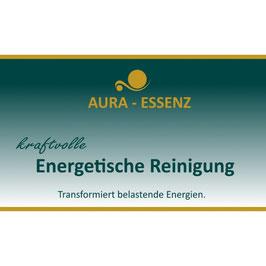 AURA-Essenz:  Kraftvolle Energetische Reinigung