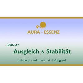 AURA-Essenz:  Innerer Ausgleich & Stabilität