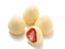 商品名苺のチョコホワイト500g