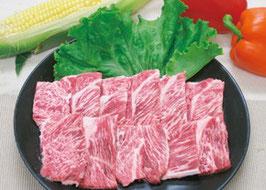 商品名牛かた焼肉(牛脂注入加工)