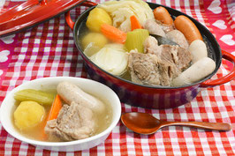 商品名【レシピ付き♪簡単!かたまり肉とソーセージを楽しむ】イベリコ豚の贅沢ポトフセット
