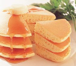 商品名ジャンボホットケーキ 2枚入(140g)