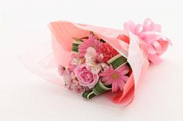 商品名お任せ花束3種類
