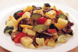商品名地中海野菜グリルのミックス 600g