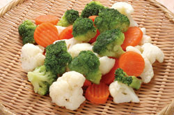 商品名洋風野菜ミックス 500g