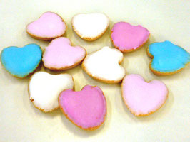 商品名アイシング ハートクッキー