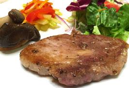 商品名イベリコ豚ベジョータロースステーキセット《自然塩付》