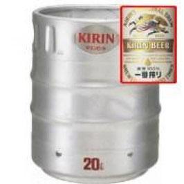 商品名キリン生ビール20Lサーバー込みコップ付き